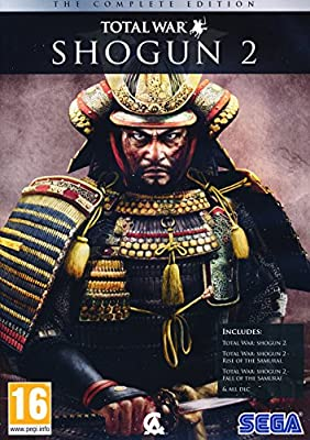 Total War: Shogun 2 - The Complete Collection (PC DVD) from Sega