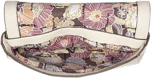 Tamaris - Milla Crossbody Bag S, Borse a tracolla Donna Grigio (Light Grey)