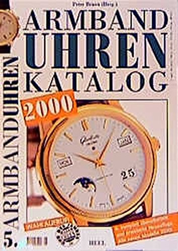 Armbanduhren-Katalog 2000