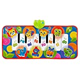 Playgro Jumbo Jungle Klavierspielmatte mit Tiergeräuschen 40206 - Ab 6