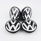 4×65mm(Diametro esterno) /55.7mm (Diametro interno) COPRIMOZZO for Volkswagen CERCHI IN LEGA borchie tappi cerchi (65mm)