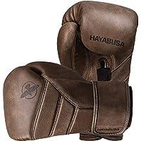 Hayabusa T3 Kanpeki - Guantes de boxeo (piel), 16 oz, Marrón