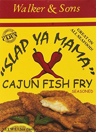 Slap Ya Mama Louisiana Style Cajun Fish Fry (MSG Free and Kosher)