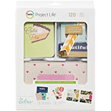 Becky Higgins Project Life Garden party Value Pack Cards kit 380679