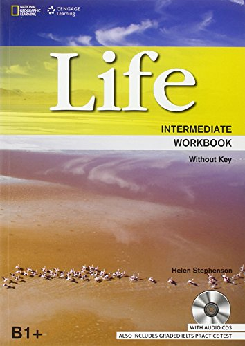 Life intermediate. Workbook. Per le Scuole superiori. Con CD Audio: 4