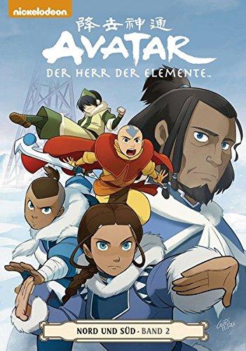 Avatar: Der Herr der Elemente Comicband 15: Nord und Süd 2