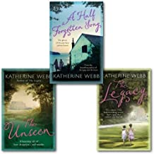 Katherine Webb Collection 3 Books Set, (The Legacy, The Unseen & A Half Forgotten Song)