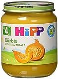 HiPP Kürbis, 6er Pack (6 x 125 g) (Bild: Amazon.de)