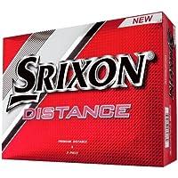 Srixon Distance Mens Golf Balls - 12 Pack