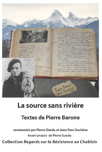 La source sans rivire : textes de Pierre Barone