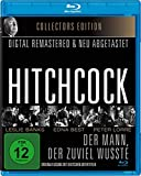 ALFRED HITCHCOCK: Der Mann, der zuviel wußte ( DIGITAL REMASTERED & NEU ABGETASTET - OmU - 1934 - Blu-ray )