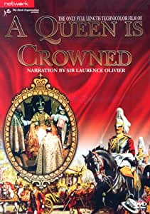 A Queen Is Crowned [DVD]