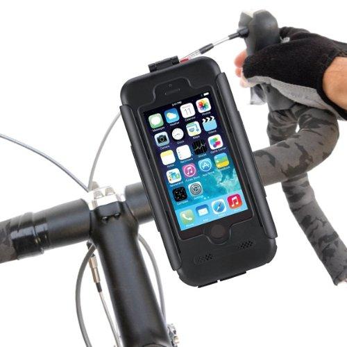 Tigra Sport Custodia Resistente all'Acqua BikeConsole per iPhone 5 - Nero