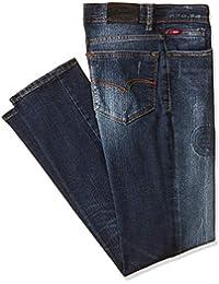 Lee Cooper Women's Denim Jeans(8907350805816_Dark Indigo_32)