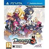 Disgaea 3: Absence of Detention (PS Vita) [Edizione: Regno Unito]