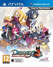 Disgaea 3: Absence of Detention (PlayStation Vita) [Importación inglesa]