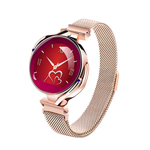 ZNSBH Smartwatch Orologio Fitness Uomo Donna Impermeabile IP68 Smart Watch da Polso Contapassi Smartband Activity Tracker Cronometro per Android iOS