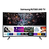 Samsung 55-inch RU7300 Curved HDR Smart 4K TV
