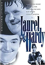 Laurel & Hardy (Sons of the Desert/The Music Box/Another Fine Mess/Busy Bodies/County Hospital) by Lions Gate by Lloyd French, William A. Seiter James Parrott