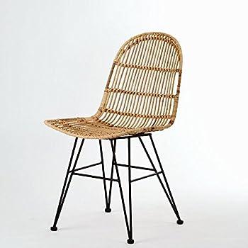 Butlers Hacienda Rattan Stuhl   Schöne Sitzgelegenheit In Modernem Design    Wohnideen Für Küche Oder Esszimmer   Aus Rattan ...