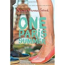 One Paris Summer (Blink) by Denise Grover Swank (2016-06-07)