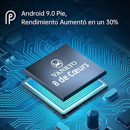 Vankyo S20 Tablet 10.1 Pulgadas Android 9.0, Tableta de Procesador Octa- Core, 64GB ROM y 3G RAM, 8MP y 5MP Cámara, WiFi, Pantalla HD IPS de 1280 × 800, GPS, FM, Bluetooth - Gris