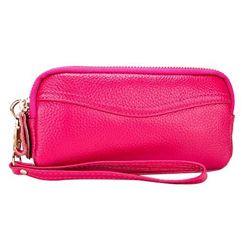 Damenhandtasche Handytasche Handtasche RoseRed