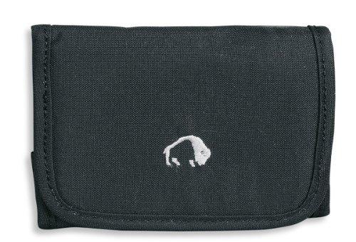 Tatonka Folder Portafoglio, Nero, 9 x 12 x 2cm