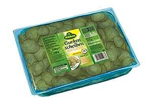 Kühne Gurkenscheiben, Polybag, 1er Pack (1 x 3.5 kg)