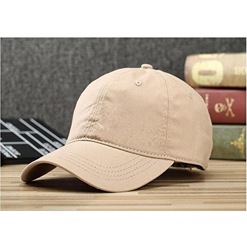 Hut Männer und Frauen Modelle Visor Baumwolle Outdoor-Freizeit Hut Herren Hut Frühling und Sommer Kappe Golf Hut