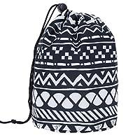 HYSF Bucket cosmetic bag wash storage bag barrel storage bag Cylinder cosmetic bag