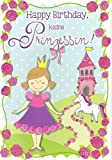 Geburtstagskarte Happy Birthday, kleine Prinzessin - DEP 029