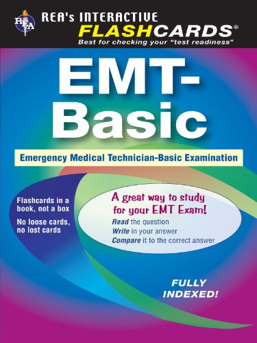 EMT-Basic Flashcard Book (EMT Test Preparation) (English Edition)