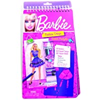 Barbie Assorted Compact Sketch Portfolios (styles may vary)