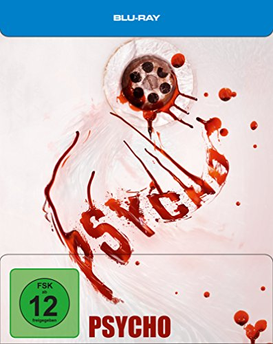 Psycho Limited Blu-ray Steelbook [Limited Edition]