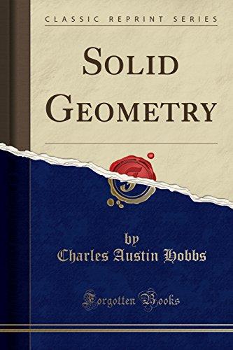 Solid Geometry (Classic Reprint)