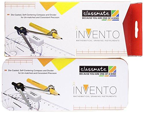 Classmate Invento Geometry Box