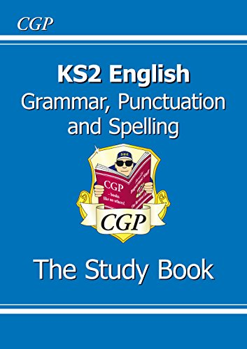 KS2 English: Grammar, Punctuation and Spelling Study Book (for tests in 2018 and beyond) thumbnail