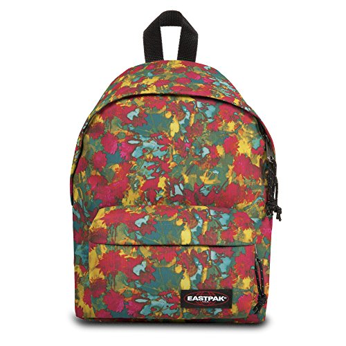 Eastpak - Orbit - Petit Sac à Dos - 10 L - Multicolor (Flowerflow Khaki)