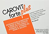 CAROVIT Forte Plus - Integratore alimentare a base di Red Orange Complex, 30 CPS