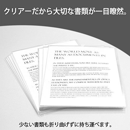 Plus claro soporte A450hojas transparente fl-170ho-5088–105