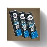Veet for Men Crema Depilatoria para Hombre - Piel Sensible - Pack 3 x 200ml