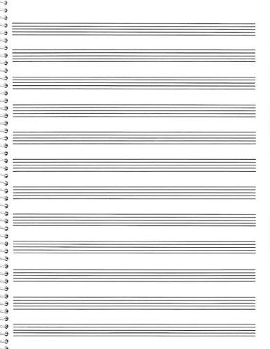 Passantino Music Papers: No. 85, 12 Stave