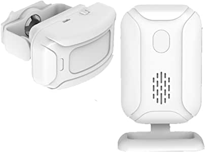 Drahtlose IR-Infrarot PIR Sensor Türklingel Ladenglocke Türglocke für Zuhause