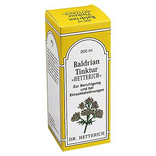 Hetterich Baldriantinktur, 200 ml