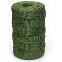 Green Jute Garden Twine - Horticultural Twine String Line - GJ60 by N/A