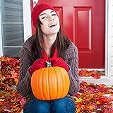 HENMI Ahornblatt, künstliche Ahornblatt,ünstliche Herbst-Ahornblätter Ahornblatt Für Halloween,Thanksgiving Day,Hochzeit und Partei Dekorationen-500 Stück - 3