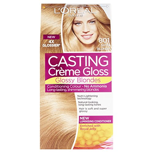 loreal-paris-casting-creme-gloss-hair-colour-satin-blonde-number-801-pack-of-3