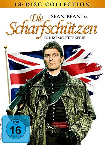 Die Scharfschützen - Gesamtedition [18 DVDs]
