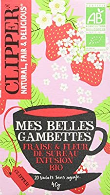 Clipper Infusion Mes Belles Gambettes - Lot de 3